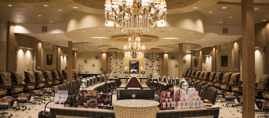 The Most Luxury Nail Spa